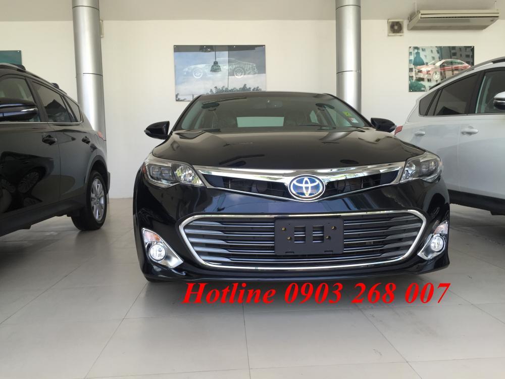 Toyota Avalon Hybrid Limited sản xuất 2020, đủ màu, xe nhập mới 100%