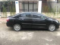 Cần bán xe Toyota Vios 2011, màu đen, chính chủ