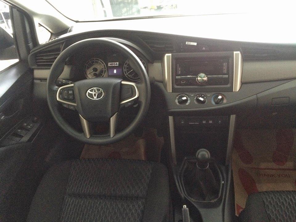 Bán xe Toyota Innova E đời 2019, nhiều ưu đãi hấp dẩn