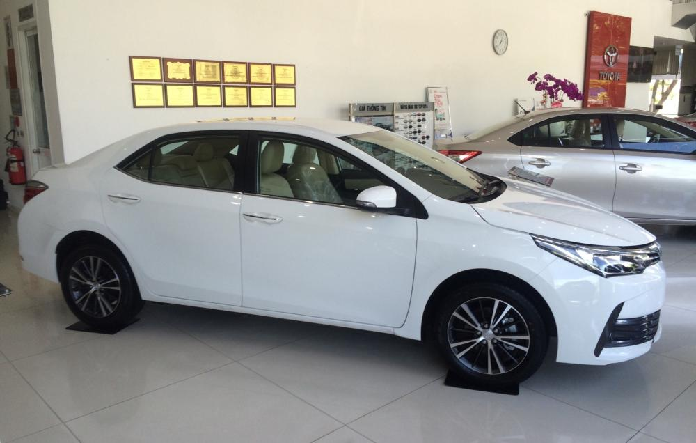 Toyota Corolla Altis 2018- Giá cạnh tranh - Nhiều ưu đãi hấp dẩn - vay 90%