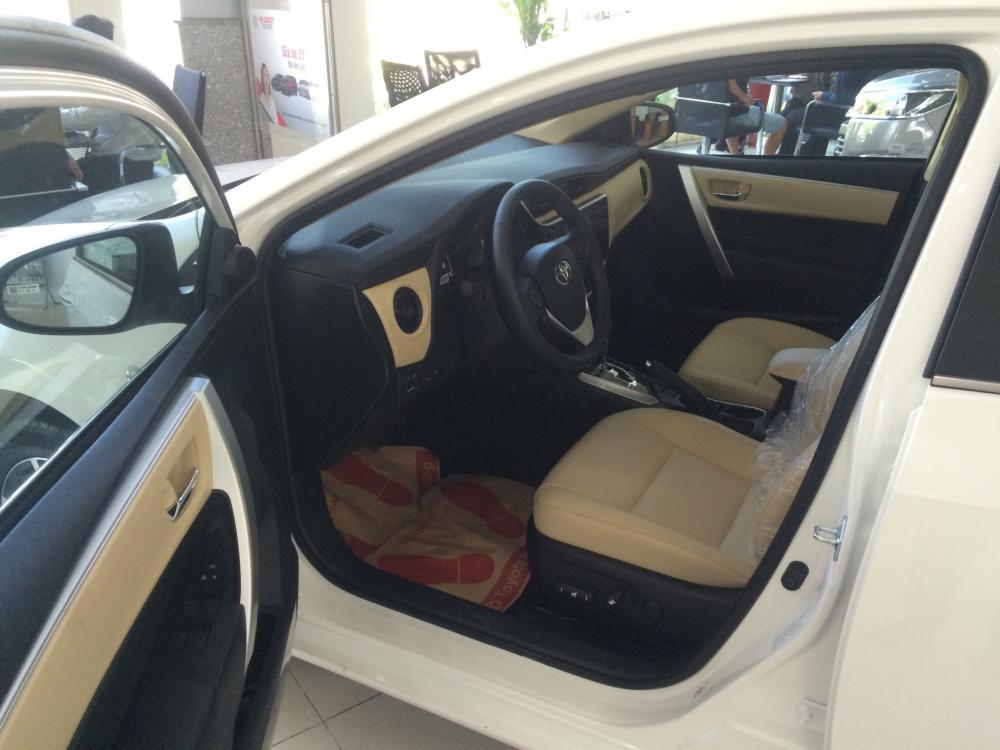 Toyota Corolla Altis 2019- Giá cạnh tranh - Nhiều ưu đãi hấp dẩn - vay 80%