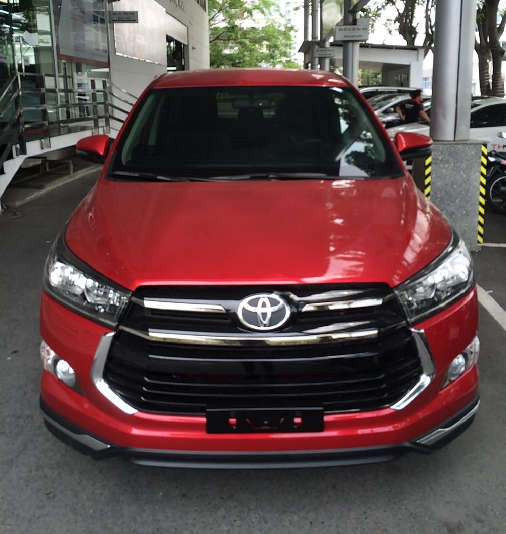 Toyota Venturer 2019 - Lô giá mềm - Nhiều ưu đãi hấp dẩn - vay 90% - có xe giao ngay