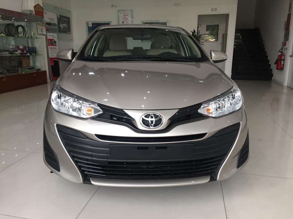 Toyota Vios 2018 giá cực tốt - Ưu đãi hấp dẩn - Tặng BH - Tặng phụ kiện - vay 90%