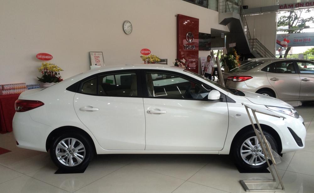 Bán Toyota Vios đời 2019, trả trước chỉ 531 triệu