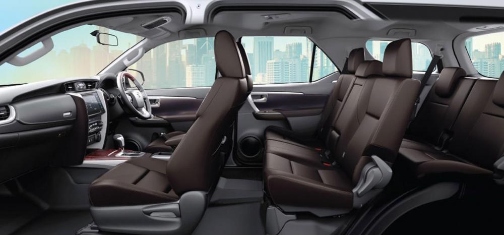 Bán Toyota Fortuner 2018- Xe giao trước Tết - LH 0937410055