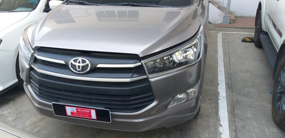 Bán xe Toyota Innova 2.0E đời 2017 XE ĐẸP FULL PHỤ KIỆN GIÁ THƯƠNG LƯỢNG CÓ GIẢM VỚI KHÁCH HÀNG MUA XE