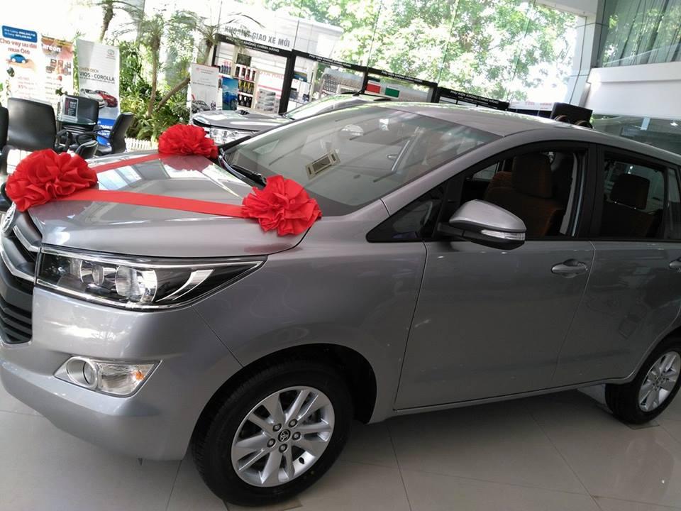Bán Toyota Innova 2.0G  - Đủ màu giao ngay - Giá tốt