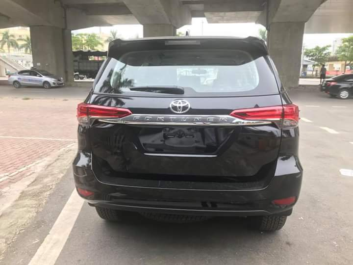 Bán Toyota Fortuner 2.4AT - Đủ màu giao ngay - giá tốt