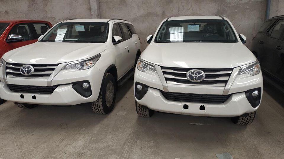 Bán Toyota Fortuner 2.4MT - Đủ màu giao ngay - giá tốt