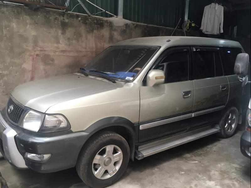 Cần bán Toyota Zace 2005, giá chỉ 265 triệu