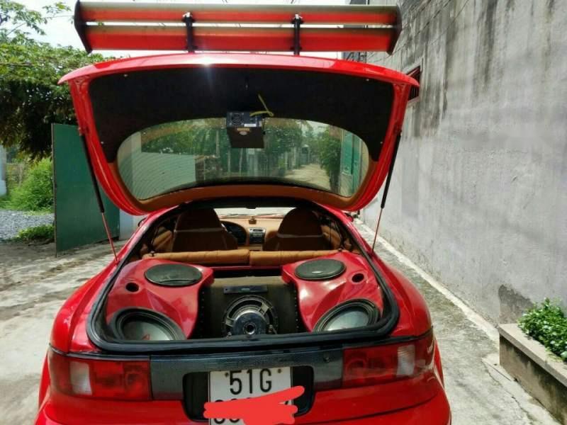 Cần bán lại xe Toyota Celica 1990, màu đỏ, xe nhập