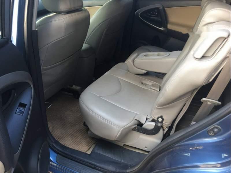 Bán xe Toyota RAV4 2008, màu xanh lam, nhập khẩu