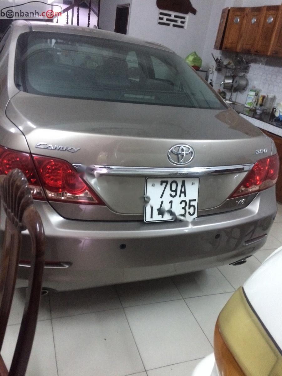 Cần bán Toyota Camry sản xuất 2007, nhập khẩu nguyên chiếc