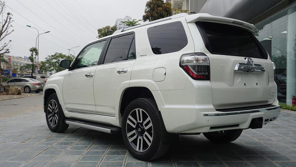Bán Toyota 4Runner Limited 2019 nhập Mỹ, xe mới 100% giao ngay, LH Ms Hương 09.45.39.24.68