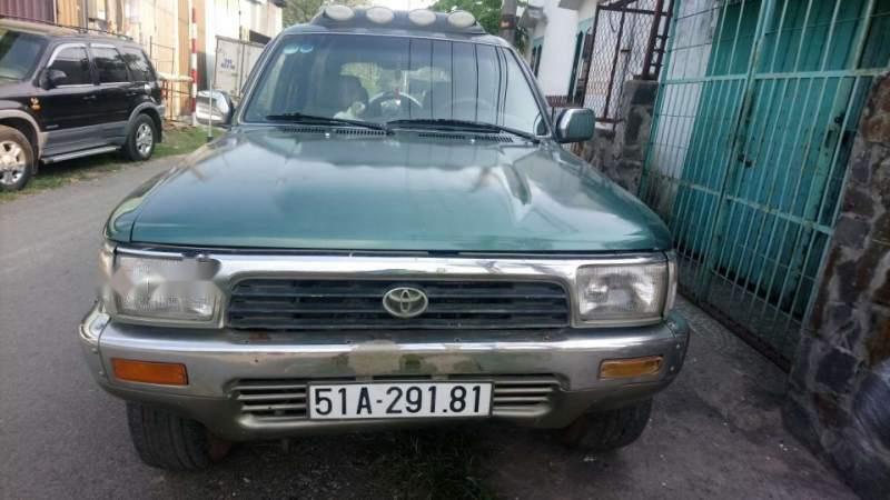 Cần bán gấp Toyota 4 Runner 1990, nhập khẩu, chính chủ