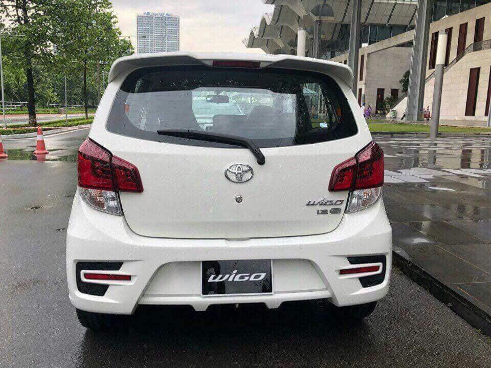 Bán Toyota Wigo 1.2MT 2019 - đủ màu - giá tốt