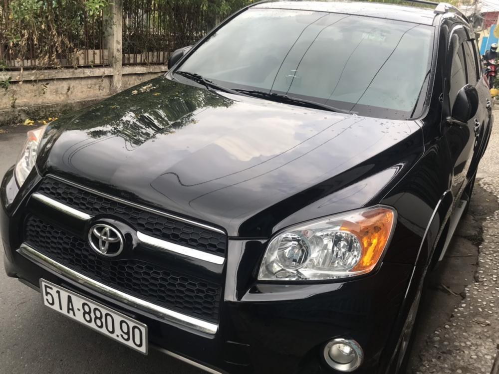 Bán Toyota RAV4 sx 2009 nhập Mỹ, xe đẹp chất lượng bao kiểm tra hãng