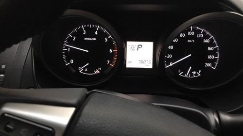 Cần bán lại xe Toyota Prado AT năm 2016, xe nhập