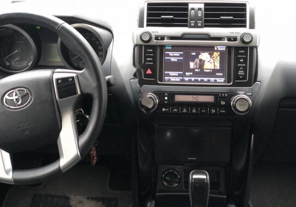 Bán xe Toyota Prado TXL 2.7L đời 2016, màu trắng, nhập khẩu nguyên chiếc chính chủ