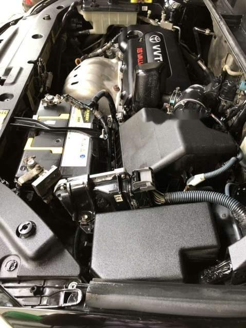 Bán Toyota RAV4 2.4L sản xuất 2008, màu đen số tự động