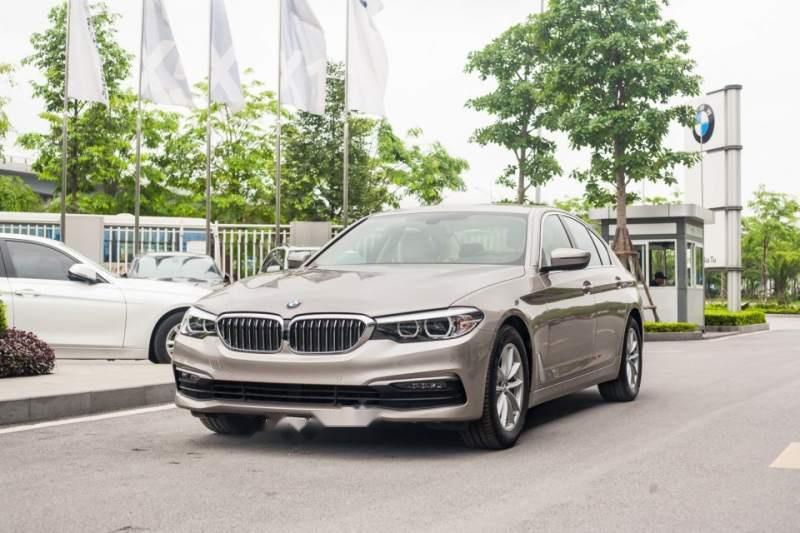 Bán BMW 520i 2019 nhập khẩu nguyên chiếc tại Đức, mới 100%, giá tốt, nhiều ưu đãi, quà tặng hấp dẫn