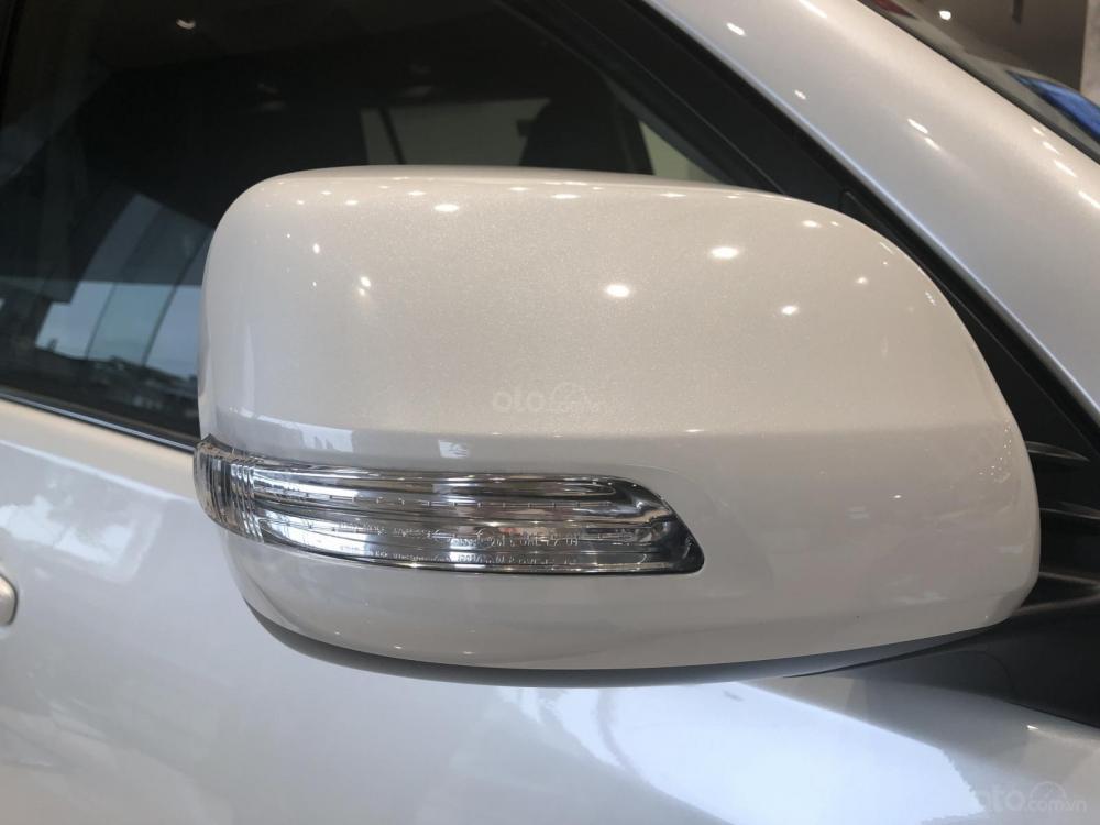 **Land Cruiser Prado VX 2.7** nhập Nhật 2018 còn duy nhất 1 xe màu trắng ngọc trai, giao ngay. LH 091 997 0001