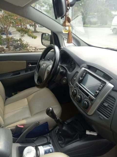 Bán ô tô Toyota Innova đời 2013, màu bạc như mới, 455tr
