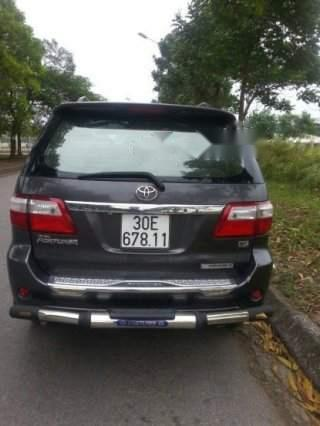 Bán lại xe Toyota Fortuner 2009, xe gia đình, 475tr