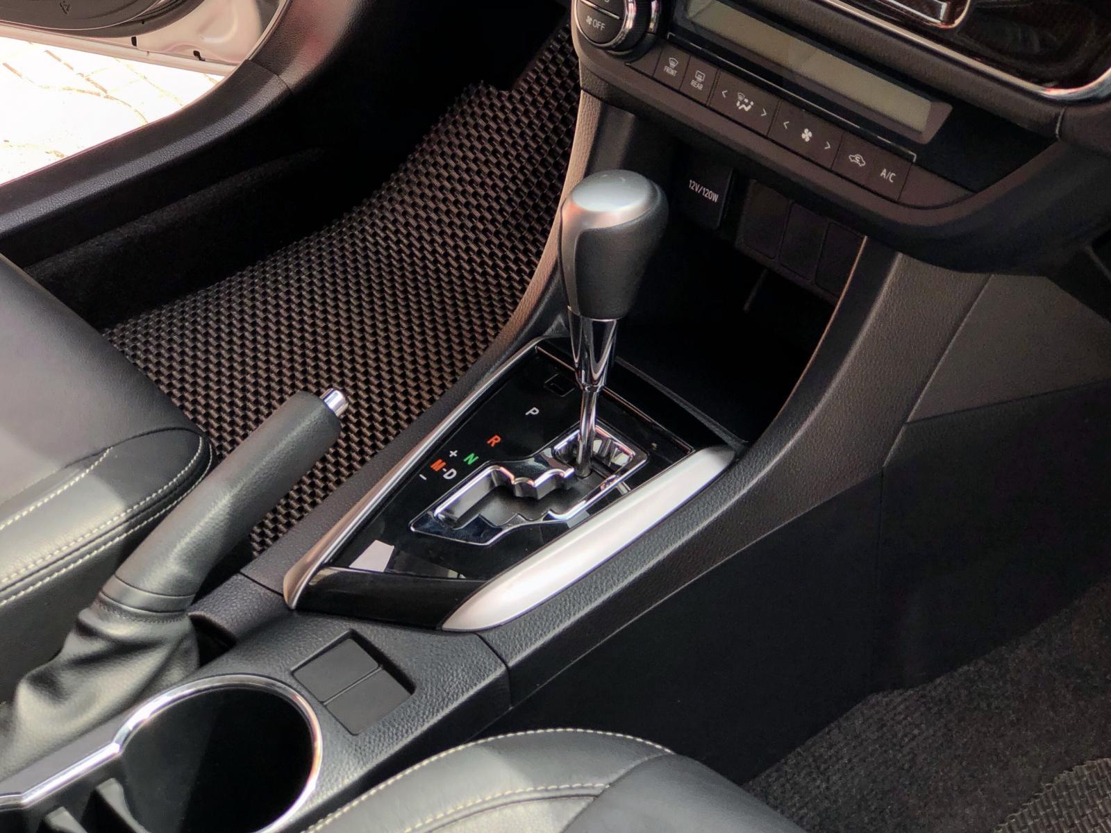Bán Altis 1.8G chạy hết roda, xe mới cứng 99%