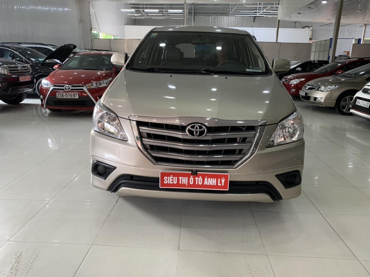 Bán ô tô Toyota năm sản xuất 2015, số sàn