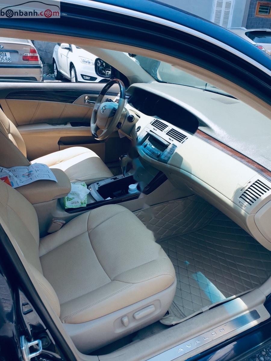 Bán Toyota Avalon sản xuất 2007, màu xanh lam, xe nhập