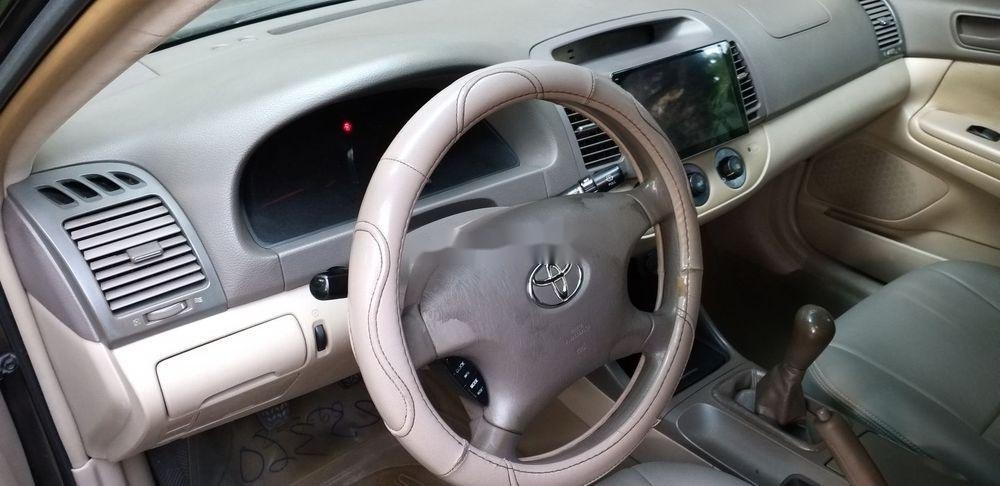 Bán ô tô Toyota Camry năm sản xuất 2004, màu đen