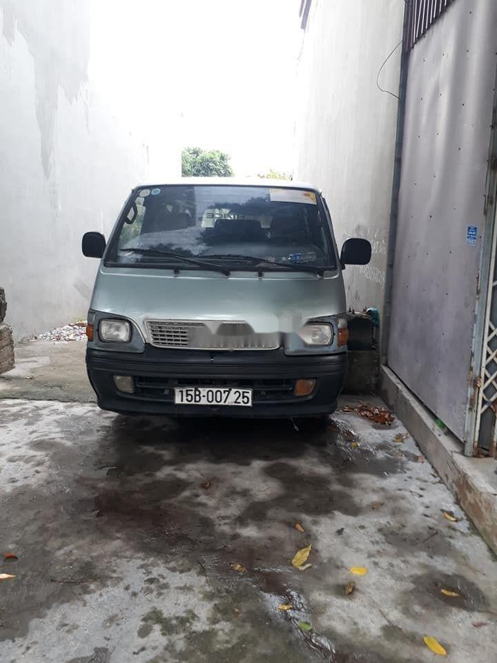 Cần bán lại xe Toyota Hiace đời 2000