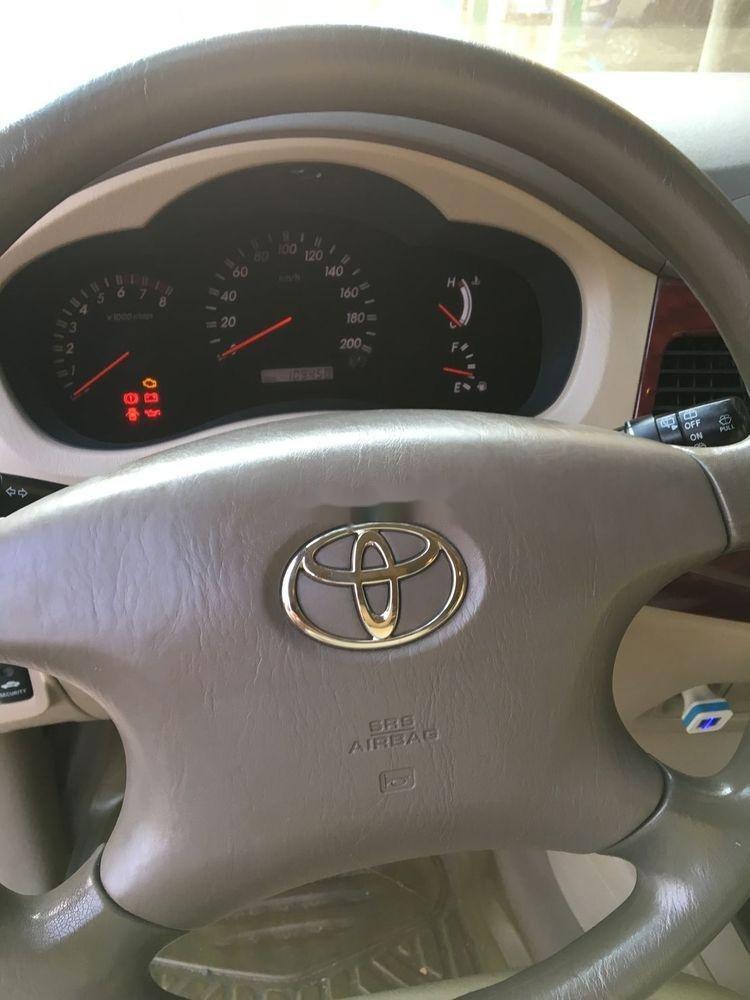 Gia đình bán Toyota Innova G đời 2007, màu vàng cát