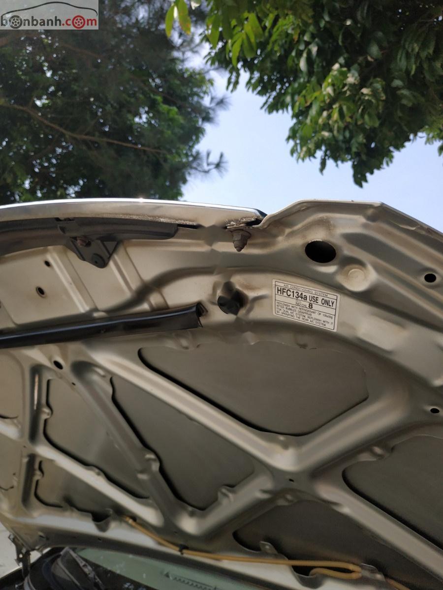 Cần bán lại Toyota Innova 2011, màu bạc, chính chủ, giá tốt