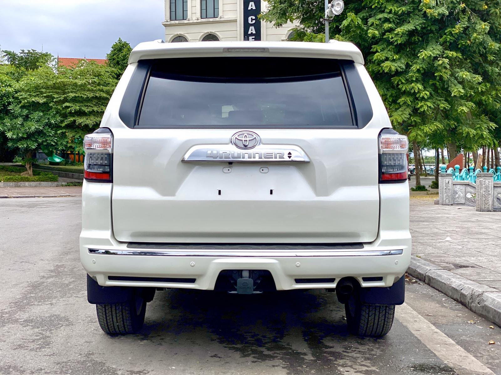 Bán Toyota 4 Runner Limited  2018, màu trắng, nhập khẩu Mỹ
