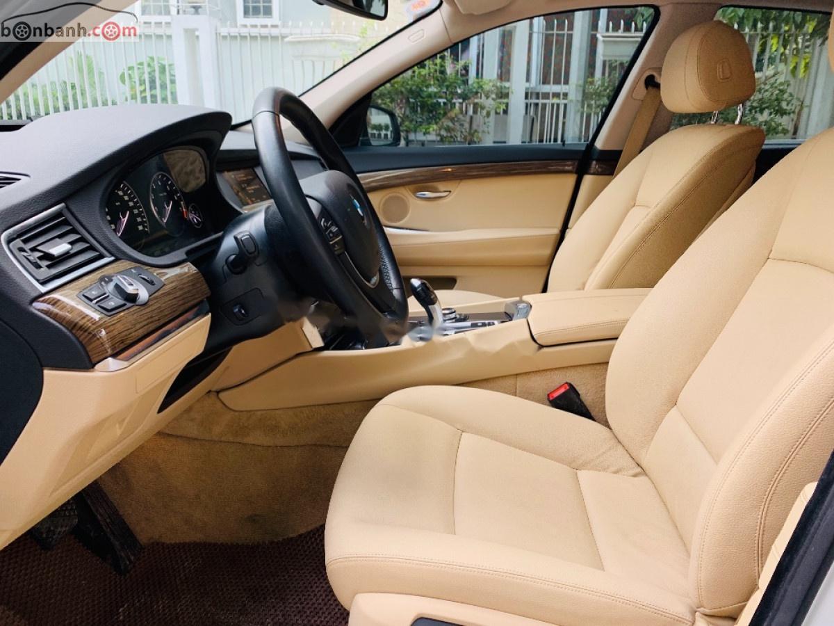 Bán BMW 5 Series đời 2015, màu trắng, nhập khẩu nguyên chiếc chính hãng