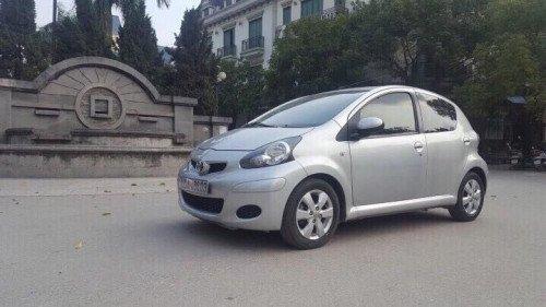 Bán Toyota Aygo 1.1 AT năm sản xuất 2011, nhập khẩu, giá tốt