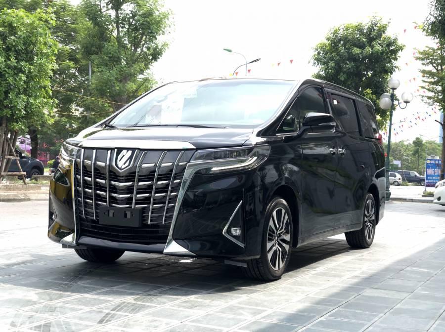 Bán Toyota Alphard 3.5V6 2019 giao ngay giá tốt