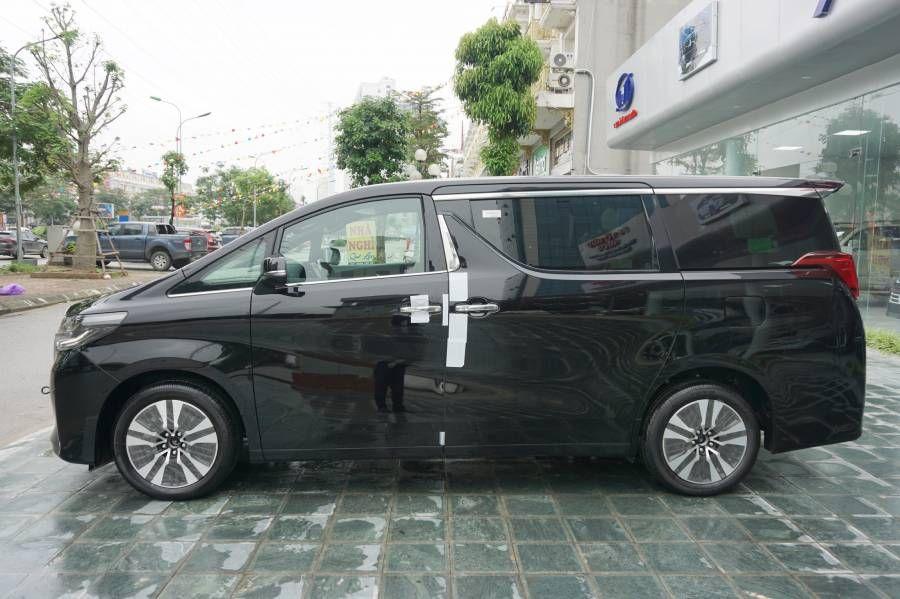 Bán Toyota Alphard Excutive Lounge 2020 tại Hồ Chí Minh, giá tốt giao xe ngay toàn quốc