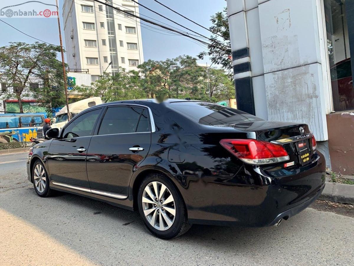 Bán Toyota Avalon sản xuất 2011, màu đen, xe nhập