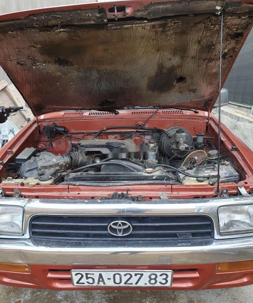 Cần bán gấp Toyota 4 Runner đời 1992, xe nhập, 89 triệu