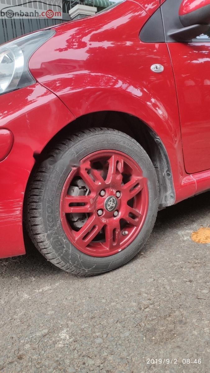 Cần bán xe Toyota Aygo 1.0 AT sản xuất 2011, màu đỏ, xe nhập