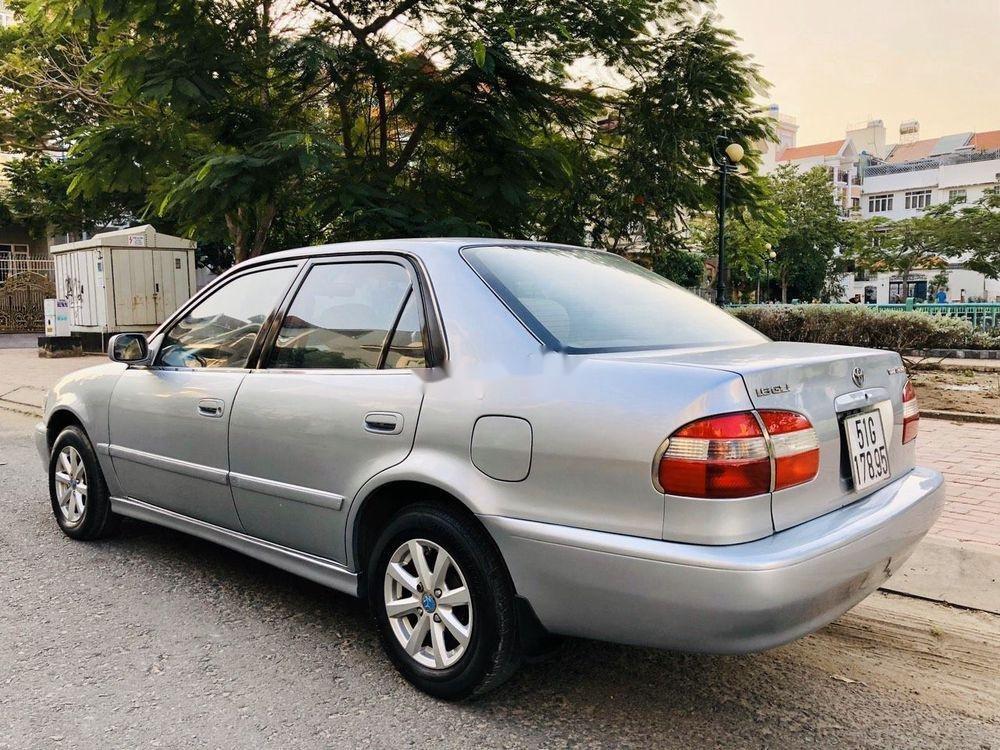Bán ô tô Toyota Corolla GLi 1.6L MT sản xuất 2001