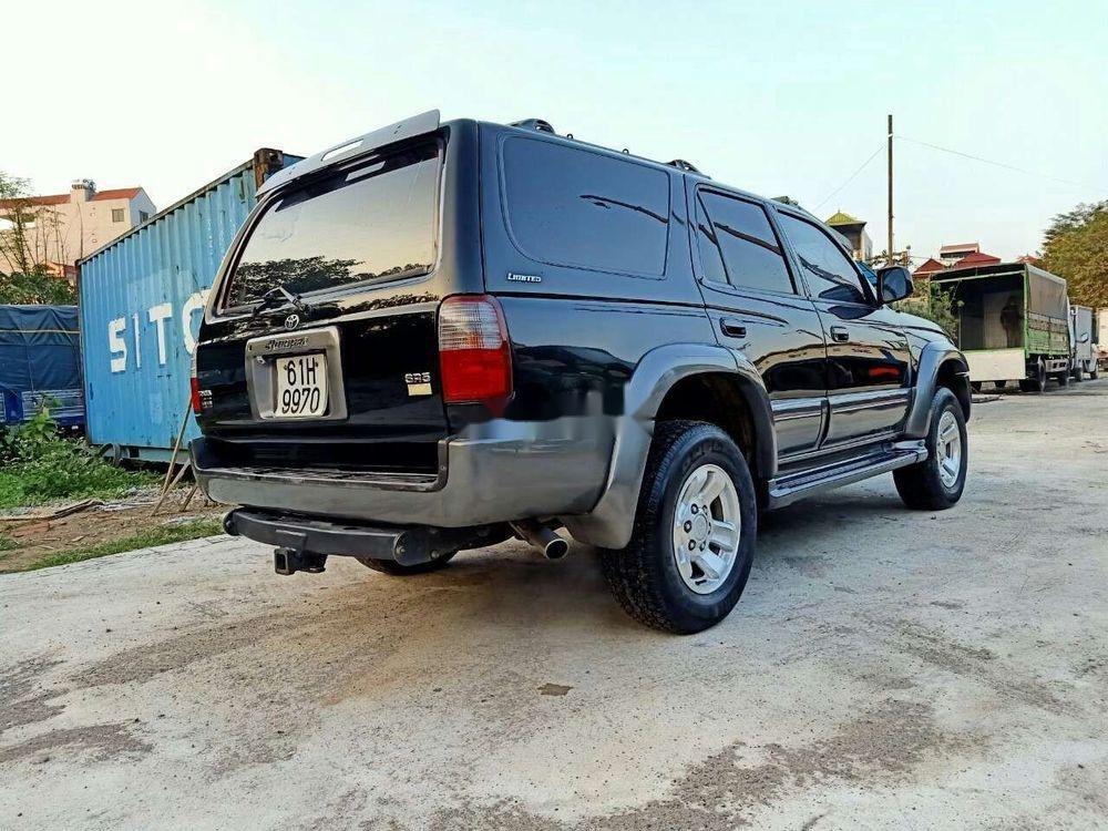 Bán xe Toyota 4 Runner năm 1996, nhập khẩu nguyên chiếc