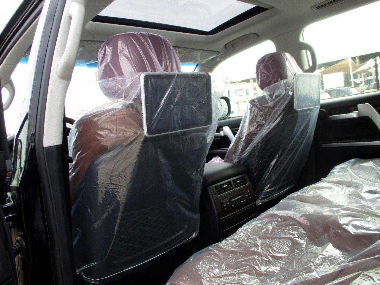 Bán Toyota Landcruiser Executive Lounge 4.5V8 máy dầu bản cao cấp nhất, ful đồ nhất 2021