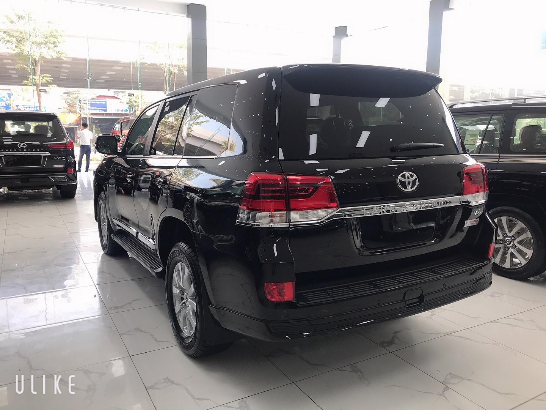 Bán Toyota Landcruiser VX 4.6V8 2021 bản ful: Bộ bodikis thể thao mới, camera 360