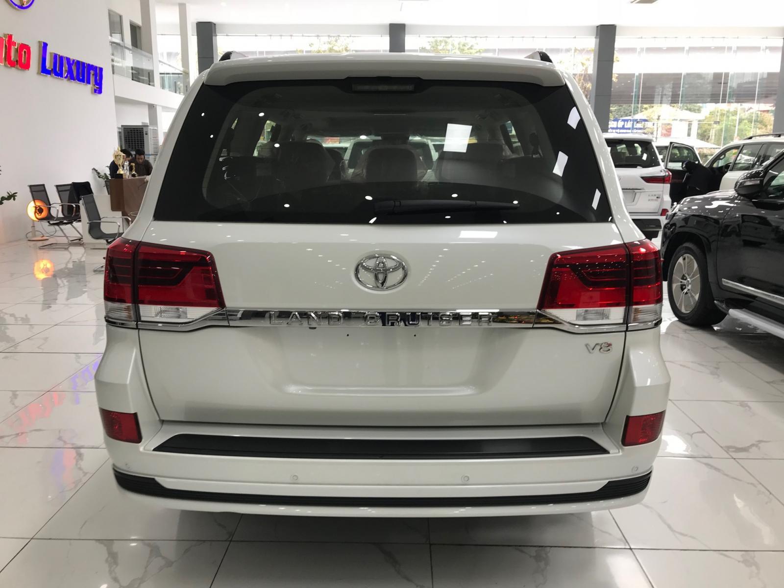 Bán Toyota Landcruiser Executive Lounge 4.6V8 2021 xuất Trung Đông nhập mới 100% bản ful nhất
