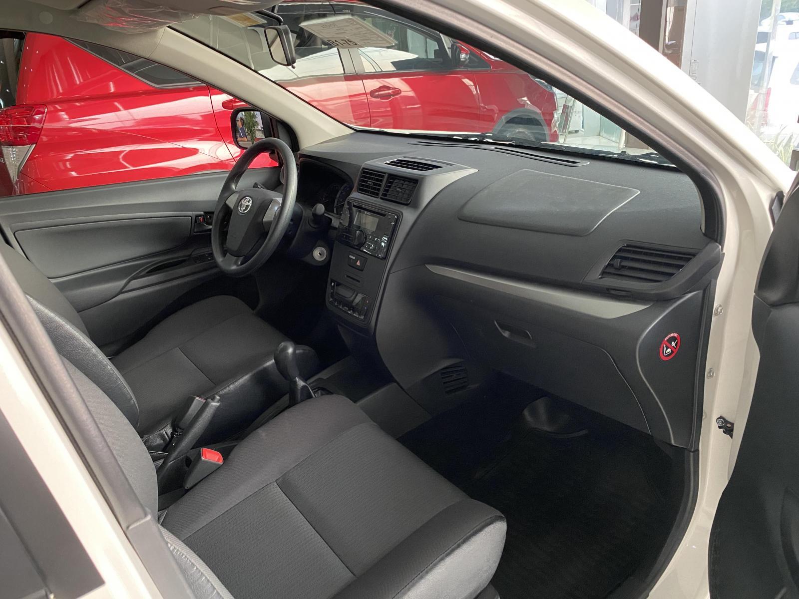 Toyota Avanza mới tại Toyota An Sương LH em Dương