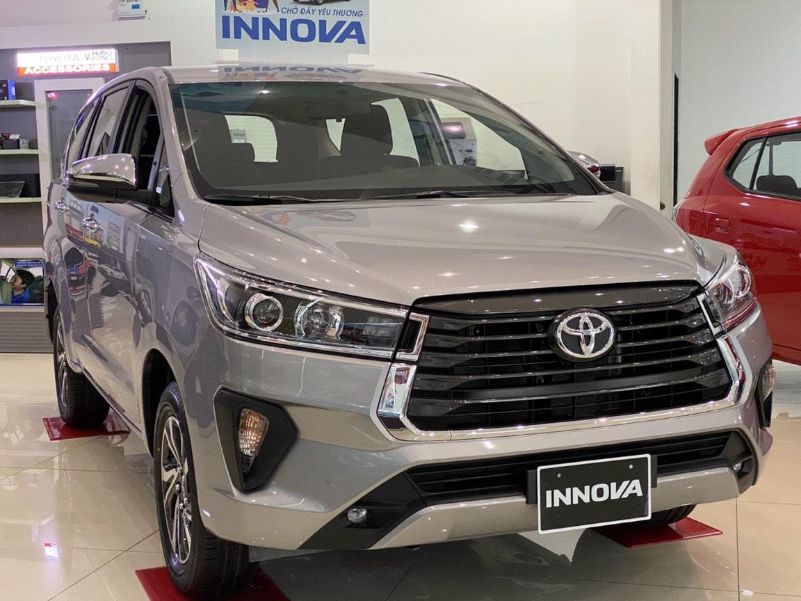 Cần bán Toyota Innova Innova G 2.0AT, đủ màu, sản xuất 2021